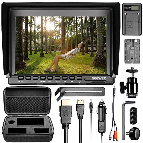 Neewer F100 Camera Field Monitor Kit:7 inches Ultra for sale  Delivered anywhere in USA