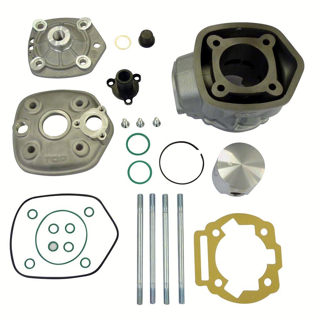 Kit cylindre Top Performances 70cc LC, Cylindre en fonte grise Motor D50B0