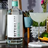 Ritual Gin Alternative | A Zero-Proof Non-Alcoholic Gin Alternative | Echoes the Taste, Smell, and Burn of Botanical Gin | For Easy Mocktails and Alcohol-Free and Gluten-Free Cocktails