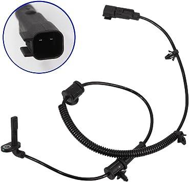ABS Wheel Speed Sensor Rear Left Right Opel Vauxhall Insignia Saab 9-5