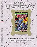 Marvel Masterworks Vol. 169: The Fantastic Four Volume 13 Collecting Nos. 129-141