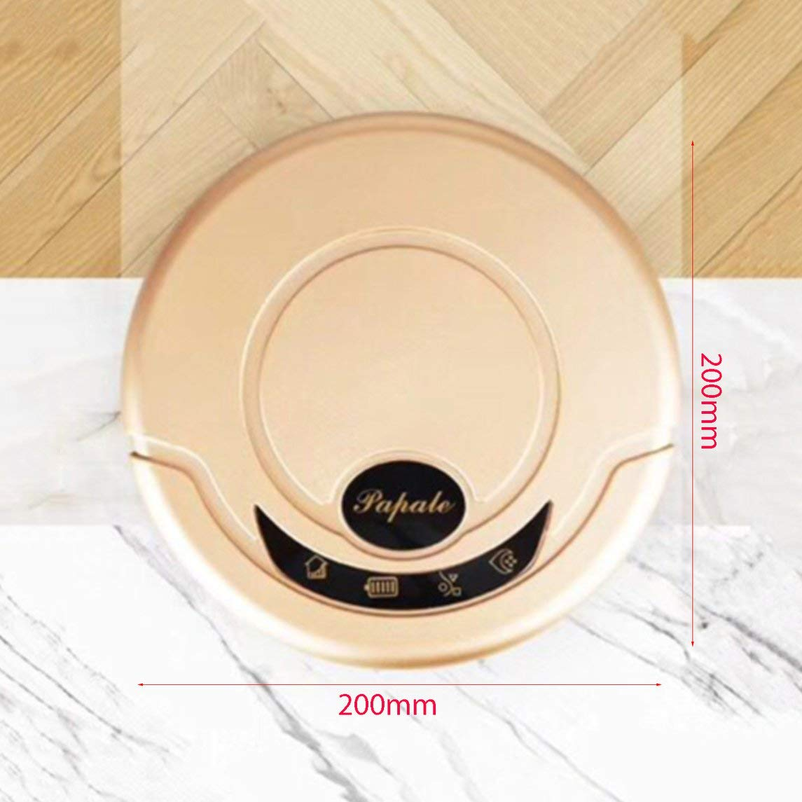 Mini Intelligent Robotic Vacuum Cleaner Automatic Mini Sweeping Machine by Magicalworld (Image #8)
