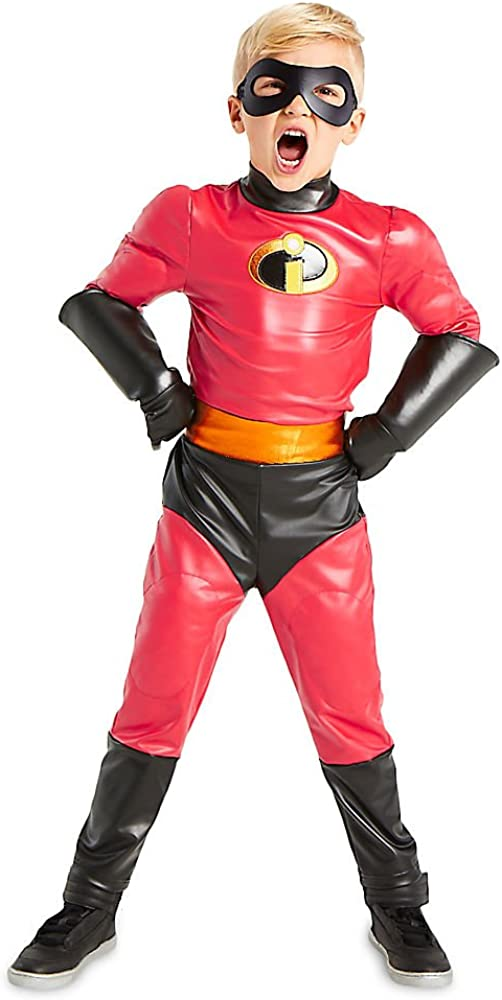 Disney Dash Costume for Kids - Incredibles 2 Red