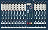 Soundcraft LX7ii 24 Console 24-Channel Mixer