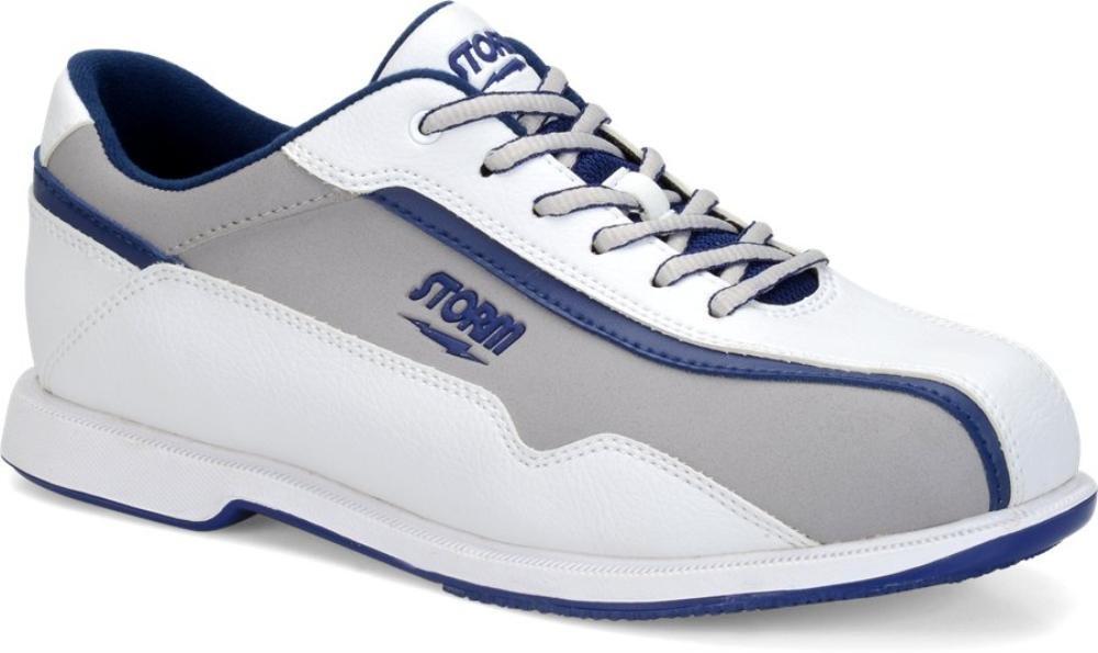 Storm Volkan Bowling Shoes White/Grey/Blue, 14.0