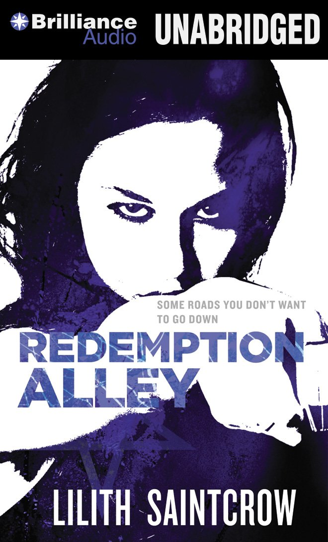 Redemption Alley (Jill Kismet Series) by Brilliance Audio