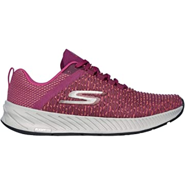 top best Skechers Womens Go Run Forza 3 Pink 8.5 B - Medium
