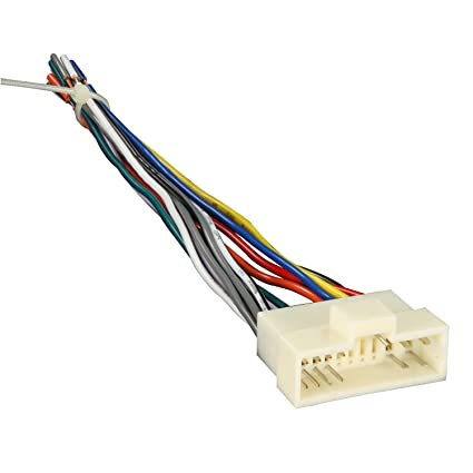 61iEwyfjmmL._SX425_ amazon com metra 70 1003 radio wiring harness for kia 95 03 power kia sportage trailer wiring harness at bakdesigns.co