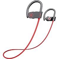 Otium Bluetooth Headphones, Best Wireless Earbuds IPX7 Waterproof Sports Earphones w/Mic HD Stereo Sweatproof in-Ear…