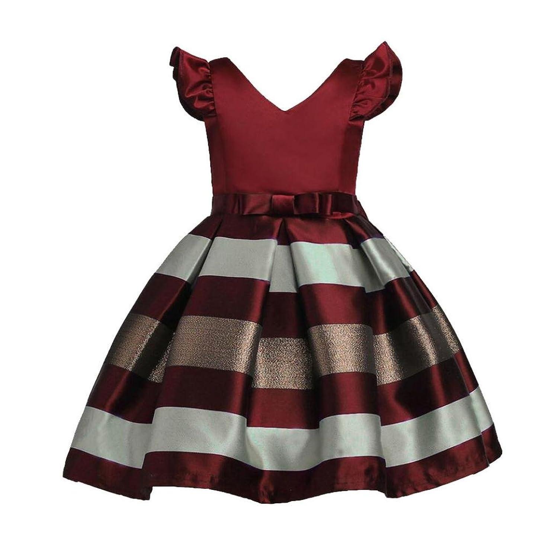 3985165ea6f81 Mode für Mädchen ROBE DE PRINCESSE SOIREE FILLE TAILLE 5 ANS MARIAGE  ANNIVERSAIRE BAPTEME FETES Kindermode