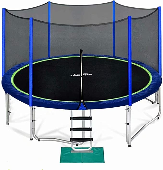 Zupapa Trampoline For Kids - The Best for the Entire Family