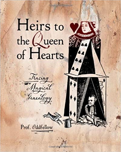 Book Heirs to the Queen of Hearts: Tracing Magical Genealogy