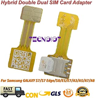 Dual SIM Card Micro SD Adapter for Android Extender 2 Nano