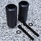 i5® Black Frame Sliders for Kawasaki Ninja ZX7 ZX7R 1996-2003
