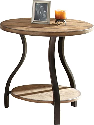 Steve Silver Company Denise End Table, 24 x 24 x 24
