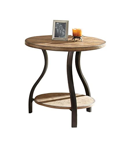Steve Silver Company Denise End Table, 24u0026quot; ...