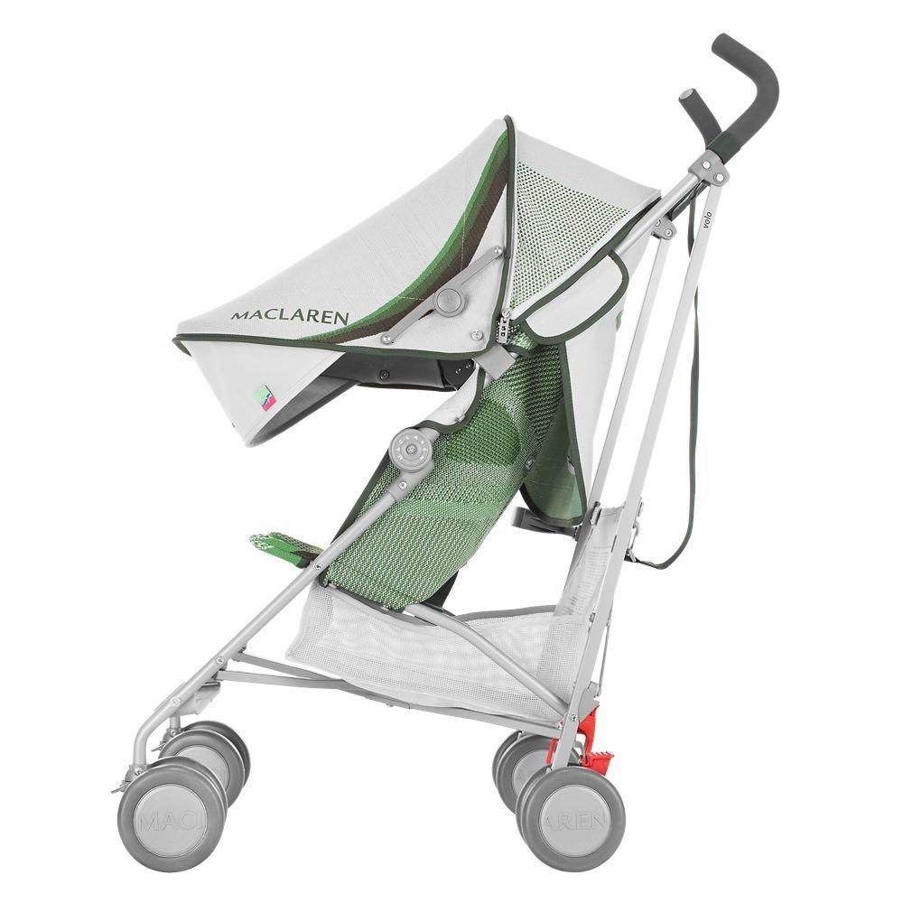 Amazon.com: Maclaren Wing Knit Highland Verde: Baby