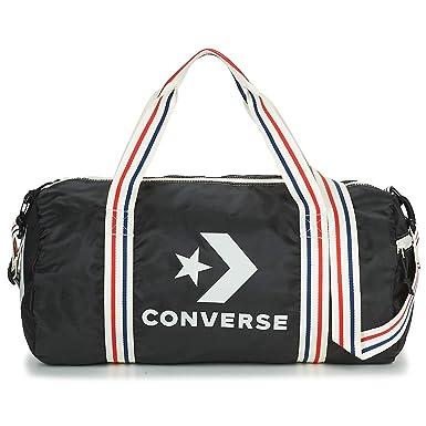 9a5e67b0f7b01 Converse Unisex Sporttasche Courtside Sport Duffel Bag schwarz  Amazon.de   Bekleidung