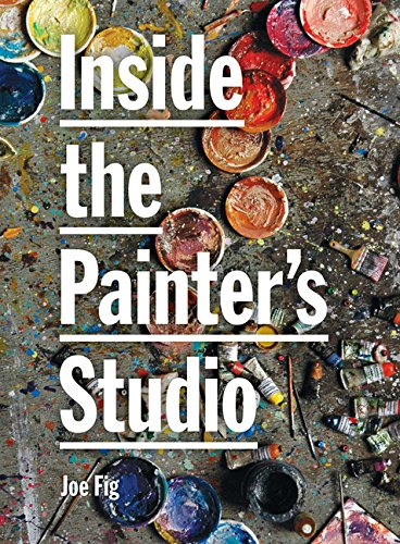 Painters Studio - Inside the Painter's Studio