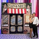 Cafe Paris Party Prop Decoration