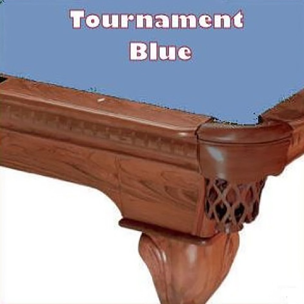 Prolineクラシック303テフロンビリヤードPool Table Clothフェルト 10 B00D37LC22 10 Tournament ft.|Tournament Blue Tournament 10 Blue 10 ft., 吉松町:501f9455 --- m2cweb.com