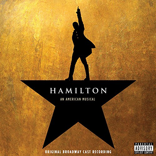 Image result for hamilton soundtrack