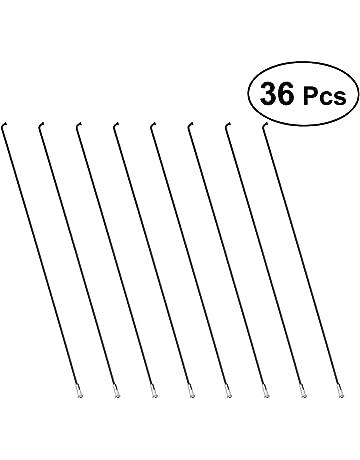 298 mm sans /écrou Acier 144 pi/èces Sapim Rayons 13G