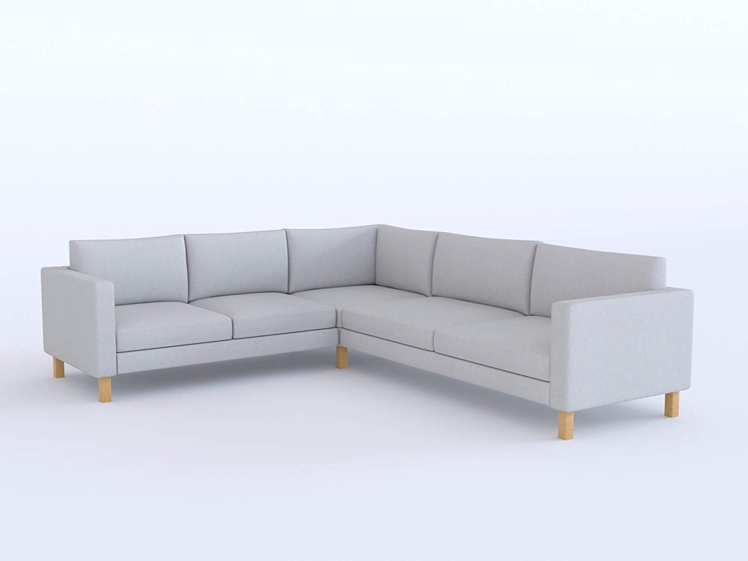Amazon.com: Replace Cover for IKEA Kalstad 2+3/3+2 Sectional ...
