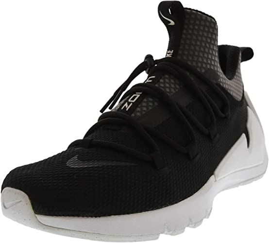 plan de ventas solar Comerciante  Amazon.com: NIKE Men's Air Zoom Grade, Black/Black-White (8.5): Nike:  Clothing