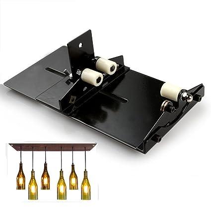 Cortacristales para botellas de cristal Cortador Taglierina Vino Cerveza Botella DIY máquina cortador cortadora Craft riciclare