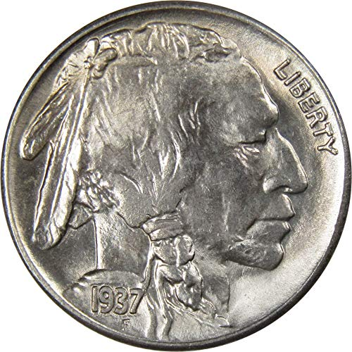 1937-S 5c Buffalo Nickel Choice Uncirculated