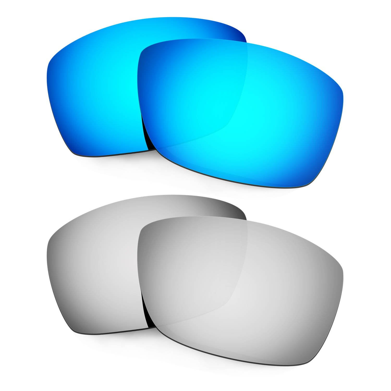 Hkuco Plus Mens Replacement Lenses For Costa Corbina 2 pair