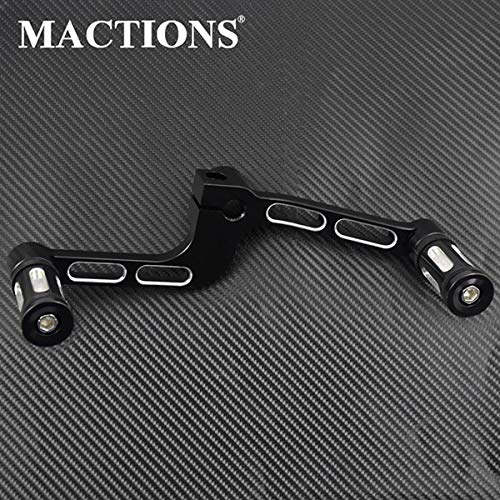 Frames & Fittings Motorcycle CNC Heel Toe Shift Lever Pedal Shifter Pegs FootPegs for Harley Sportster XL883 XL1200X Forty Eight XL1200CX Roadster - (Color: with Shift - Roadster Shift