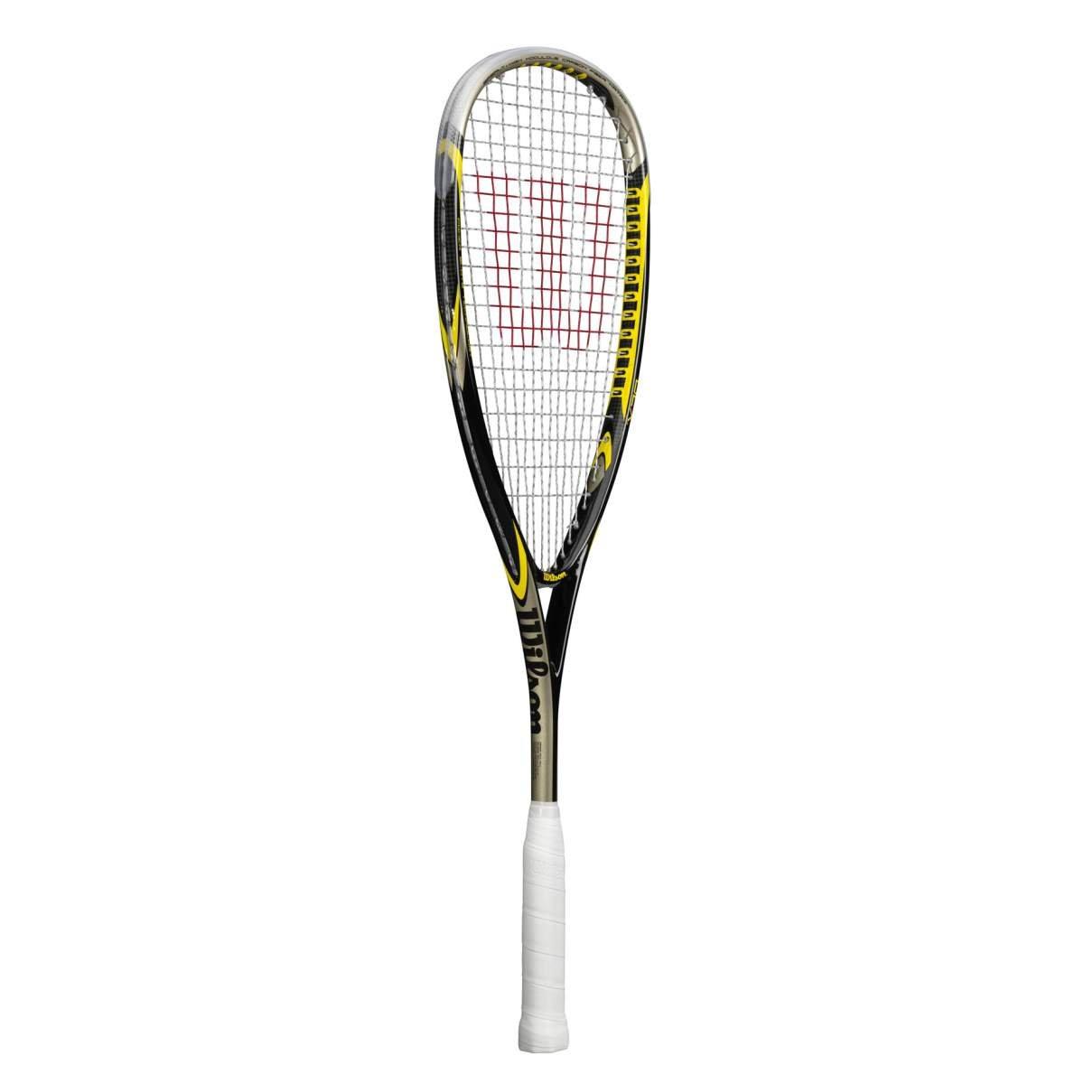 Wilson Ripper 140 Squash Racquet