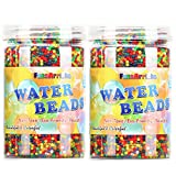 FansArriche Water Beads, 20 Ounces (120,000 Beads ) Gel Beads Water Growing Beads for Foot Spa Refill,Kids Sensory Toys, Plants and Vases