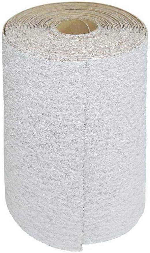 93 mm x 5m grain 240 1 Rouleau de papier abrasif MioTools pour ponceuse manuelle