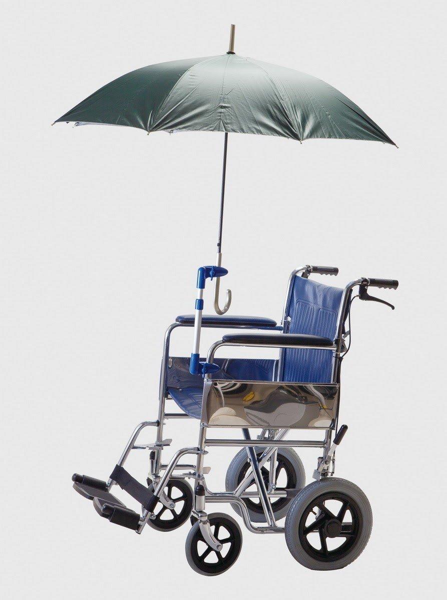 Queraltó qa-00559 - soporte para silla de ruedas: Amazon.es: Salud ...