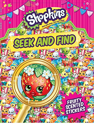 Shopkins Seek and Find ()