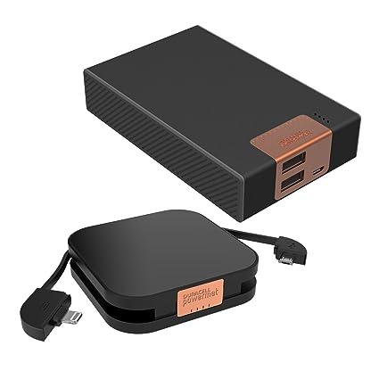 Amazon.com: Duracell Power Mat Cargador portátil Set con 2 ...
