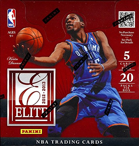 NBA 2012/13 Panini Elite Basketball Trading Cards by Panini