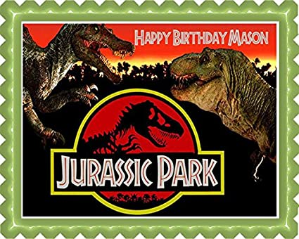 Image Unavailable Not Available For Color Jurassic Park