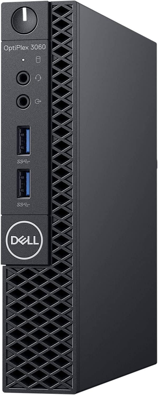 Dell Optiplex 3060 Micro PC, Intel Six Core i7 8700T 2.4Ghz, 16GB DDR4, 512GB SSD Hard Drive, HDMI, Windows 10 Pro (Renewed)