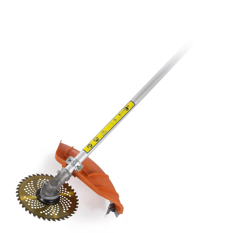 Greencut GM650 9-1 - Herramienta multifunción desbrozadora, podadora y cortasetos, 9 en 1: Amazon.es: Bricolaje y herramientas