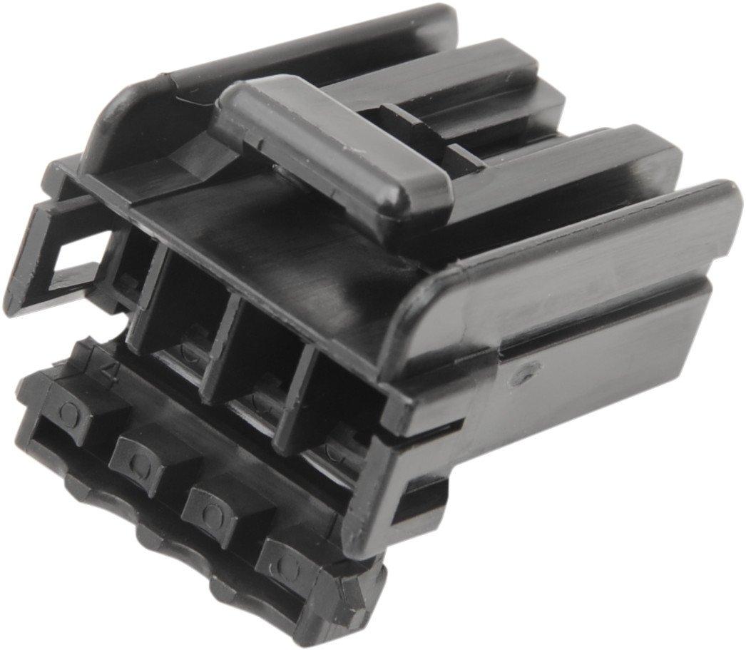 Namz Custom Cycle Amp Multilock 4 Wire Plug Hsng