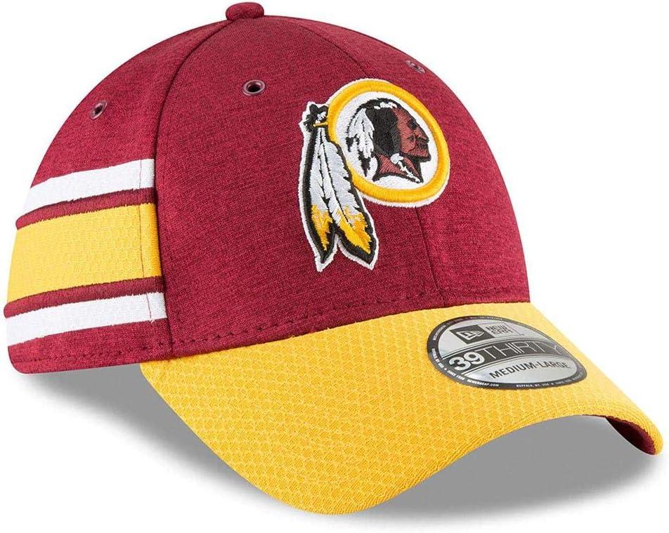 New Era 39Thirty Cap TRAINING Washington Redskins
