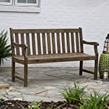 Décor Therapy FR8581 Outdoor Bench, Green