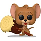 Funko Pop! Movies: Tom & Jerry - Jerry Multicolor, 3.75 inches