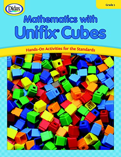 Didax Educational Resources Mathematics with Unifix Cubes, Gr. 1