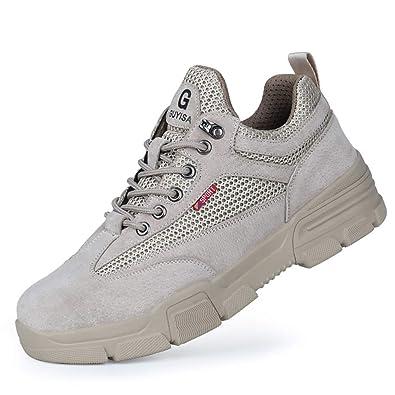 Scarpe Antinfortunistica con Punta in Acciaio, Sneaker da