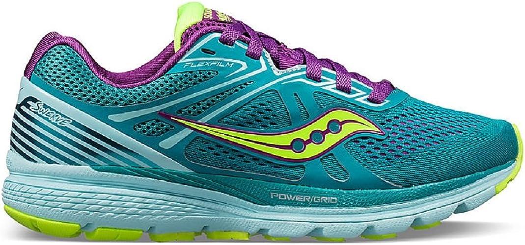 Saucony Swerve Womens Zapatillas Para Correr - SS17 - 42: Amazon.es: Zapatos y complementos